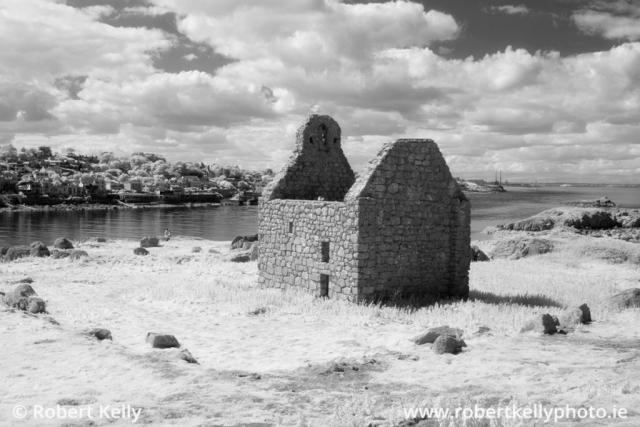 St Begnet's Church, Dalkey Island, County Dublin