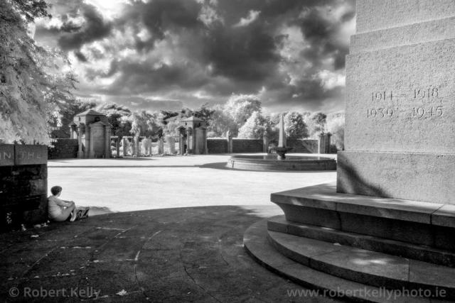 The Irish National War Memorial, Islandbridge, Dublin