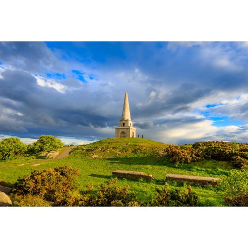 The Obelisk Killiney Hill © Robert Kelly