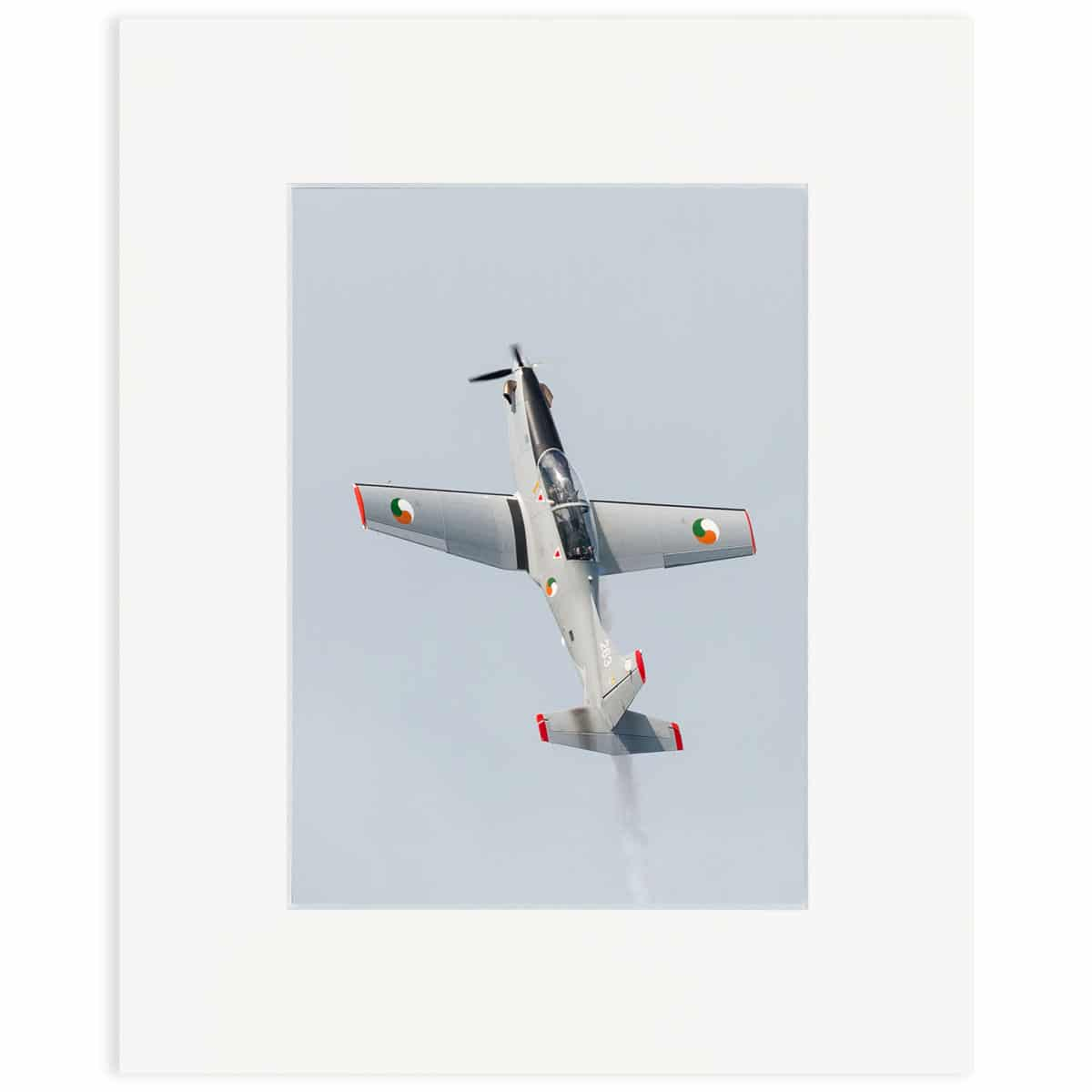 "Pilatus PC9M 8"" x 10"" print"