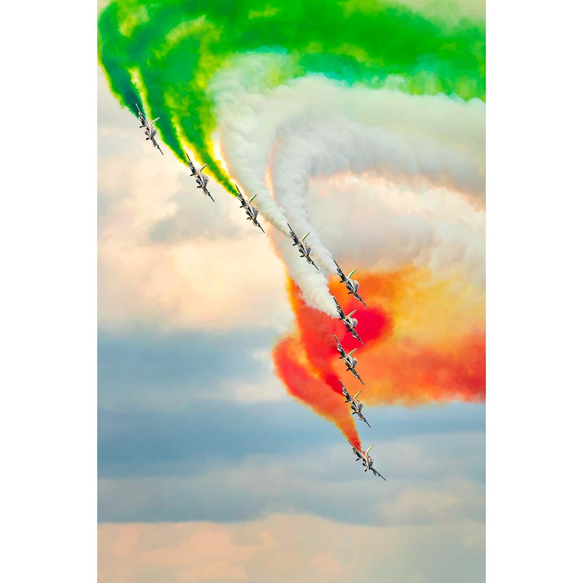 Le Frecce Tricolori in Ireland 2017