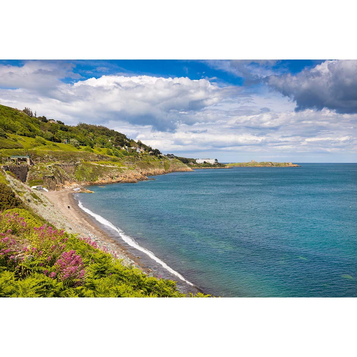Whiterock Beach, Killiney © Robert Kelly